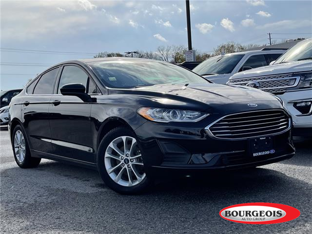 2019 Ford Fusion SE (Stk: 00439P) in Midland - Image 1 of 16