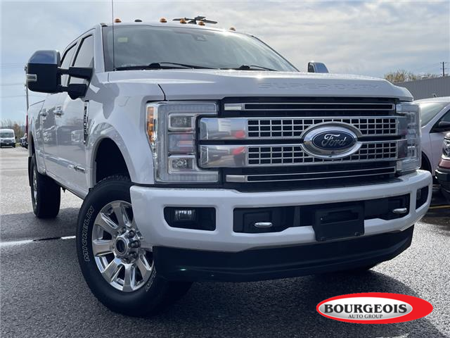 2017 Ford F-250 Platinum (Stk: 21T726A) in Midland - Image 1 of 14