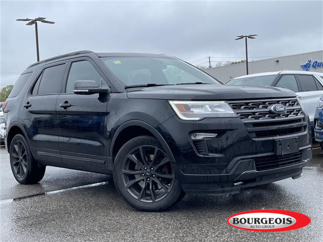 2018 Ford Explorer XLT (Stk: 21T757A) in Midland - Image 1 of 15
