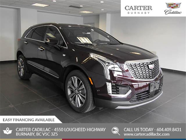 2020 Cadillac XT5 Premium Luxury (Stk: C0-46970) in Burnaby - Image 1 of 24