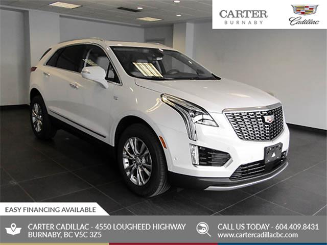 2020 Cadillac XT5 Premium Luxury (Stk: C0-56590) in Burnaby - Image 1 of 24
