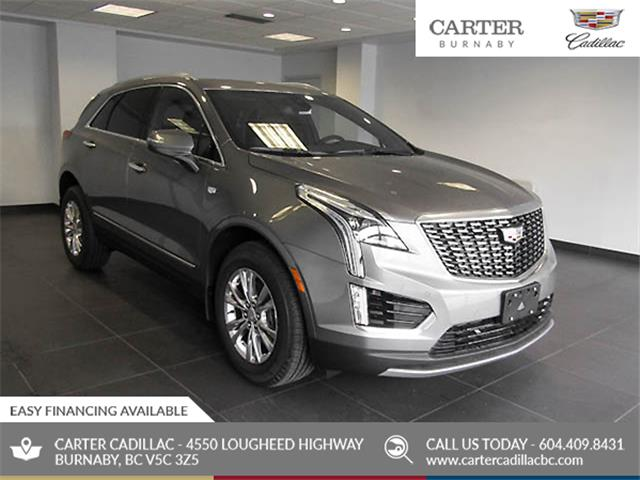 2020 Cadillac XT5 Premium Luxury (Stk: C0-66590) in Burnaby - Image 1 of 24