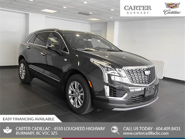 2020 Cadillac XT5 Premium Luxury (Stk: C0-63830) in Burnaby - Image 1 of 24