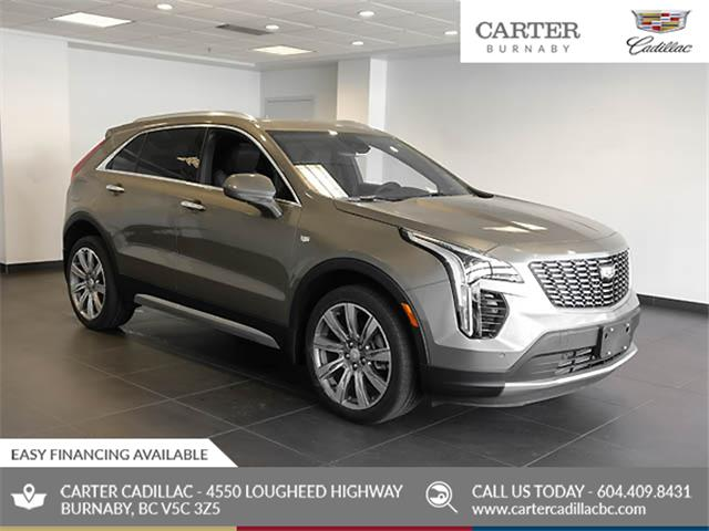 2020 Cadillac XT4 Premium Luxury (Stk: C0-15430) in Burnaby - Image 1 of 24