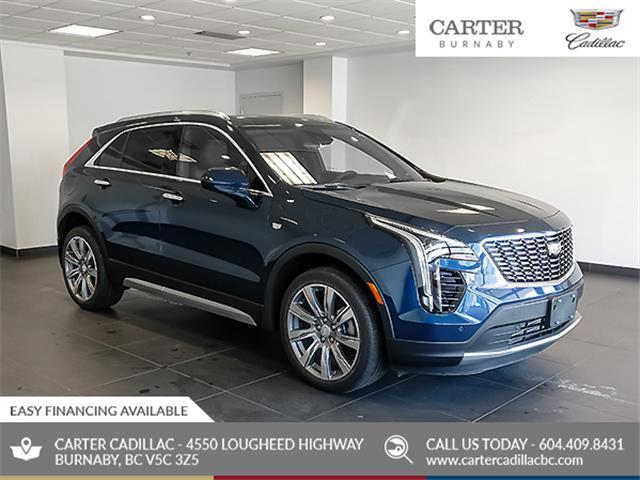 2020 Cadillac XT4 Premium Luxury (Stk: C0-14900) in Burnaby - Image 1 of 24