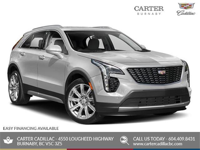 New 2020 Cadillac XT4 Luxury  - Burnaby - Carter GM Burnaby