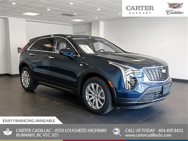 2020 Cadillac XT4 Luxury (Stk: C0-20320) in Burnaby - Image 1 of 23