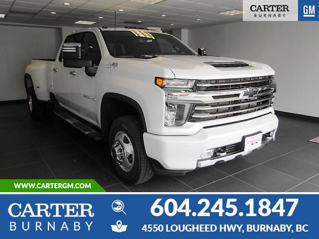 2020 Chevrolet Silverado 3500HD High Country (Stk: N0-82530) in Burnaby - Image 1 of 12
