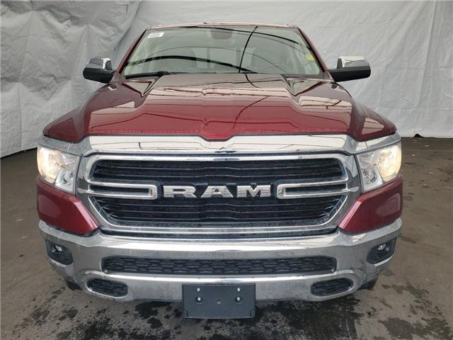 2020 RAM 1500 Big Horn (Stk: 201043) in Thunder Bay - Image 1 of 9