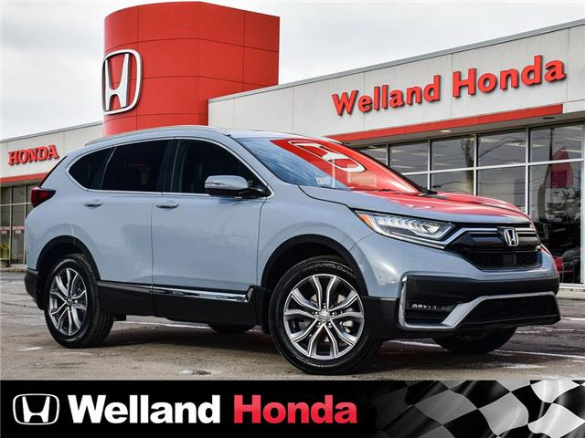 2020 Honda CR-V Touring (Stk: N20096) in Welland - Image 1 of 25