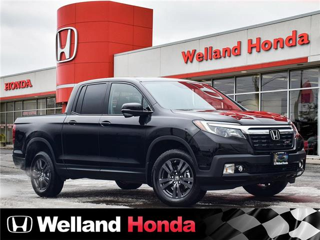 2020 Honda Ridgeline Sport (Stk: N20114) in Welland - Image 1 of 24