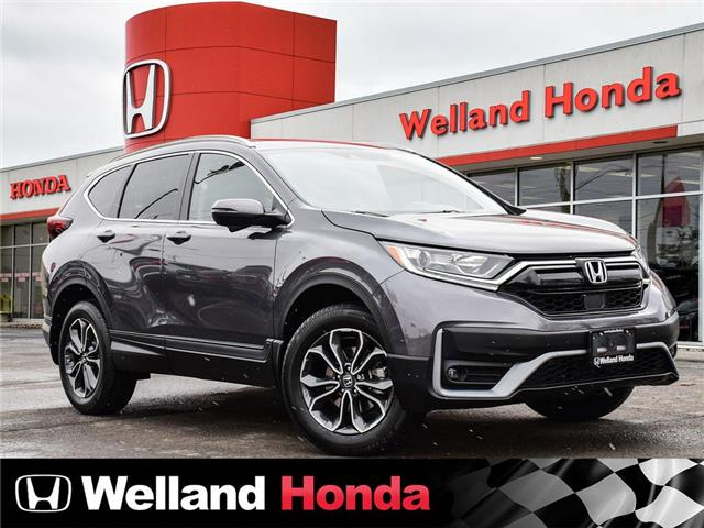 2020 Honda CR-V EX-L (Stk: N20131) in Welland - Image 1 of 20