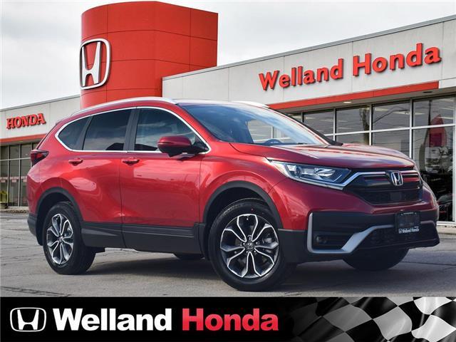 2020 Honda CR-V EX-L (Stk: N20157) in Welland - Image 1 of 25