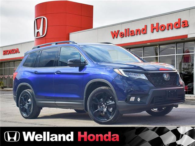 2020 Honda Passport Touring (Stk: N20168) in Welland - Image 1 of 27