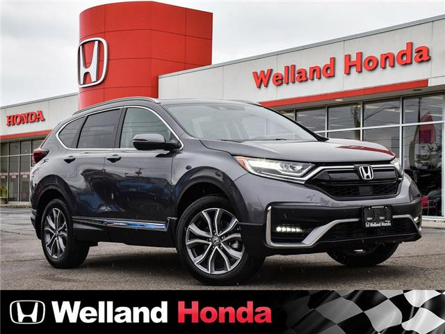 2020 Honda CR-V Touring (Stk: N20174) in Welland - Image 1 of 34