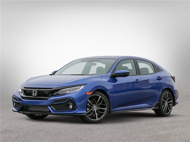 2020 Honda Civic Sport Touring (Stk: N20225) in Welland - Image 1 of 22