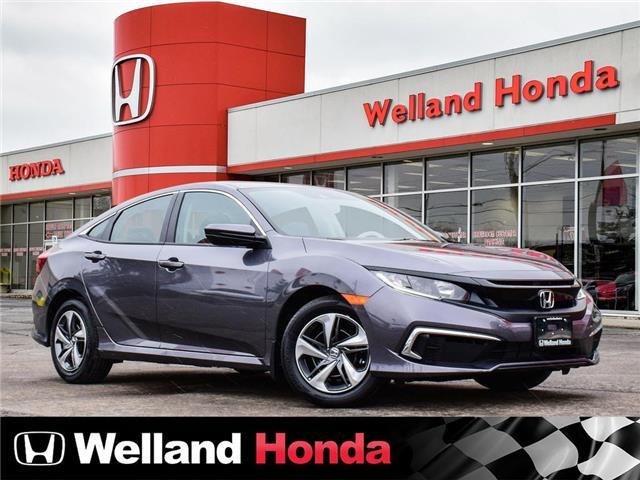 2020 Honda Civic LX (Stk: N20283) in Welland - Image 1 of 23