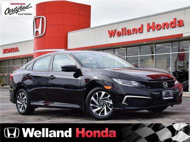 2020 Honda Civic EX (Stk: N20308) in Welland - Image 1 of 24