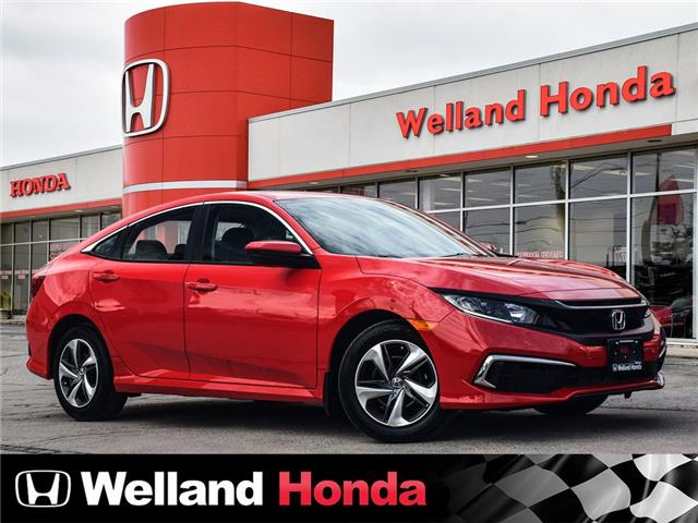 2020 Honda Civic LX (Stk: N20306) in Welland - Image 1 of 23