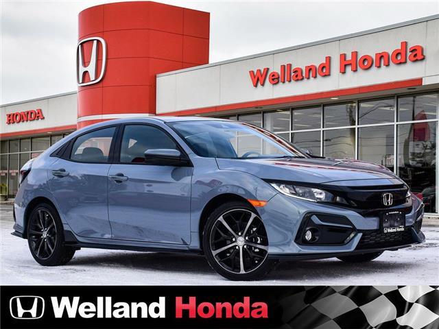 2020 Honda Civic Sport (Stk: N20320) in Welland - Image 1 of 24