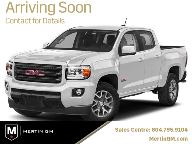 2020 GMC Canyon  (Stk: 207-6677) in Chilliwack - Image 1 of 9