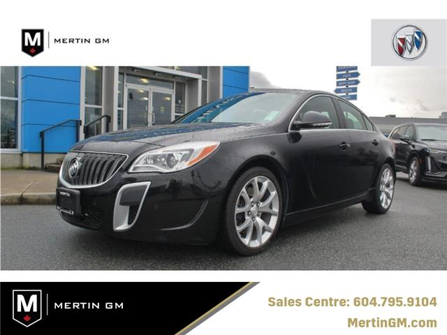 2016 Buick Regal GS (Stk: M19-3165P) in Chilliwack - Image 1 of 22