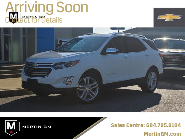 2020 Chevrolet Equinox Premier (Stk: 207-9332) in Chilliwack - Image 1 of 14