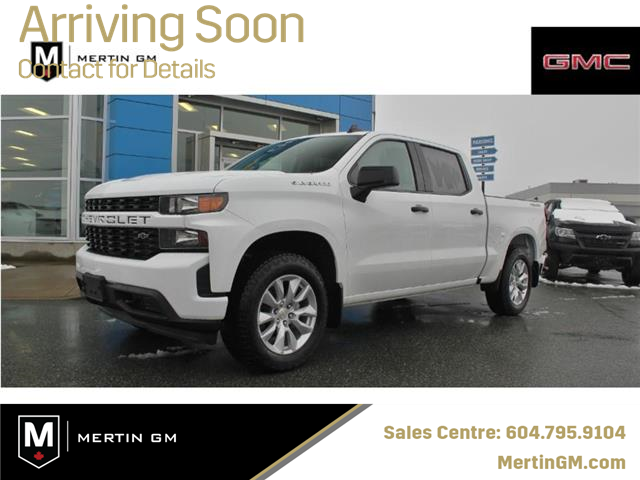 2020 Chevrolet Silverado 1500 Silverado Custom (Stk: 209-5041) in Chilliwack - Image 1 of 20