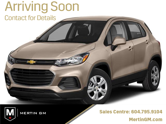 2017 Chevrolet Trax LS (Stk: M20-0991P) in Chilliwack - Image 1 of 9