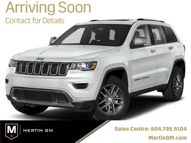 2018 Jeep Grand Cherokee Limited (Stk: M20-1036P) in Chilliwack - Image 1 of 9