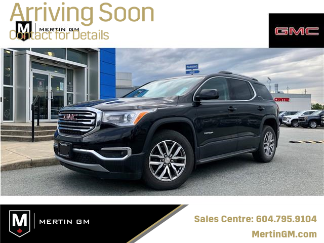 2019 GMC Acadia SLE-2 (Stk: M20-0137P) in Chilliwack - Image 1 of 20