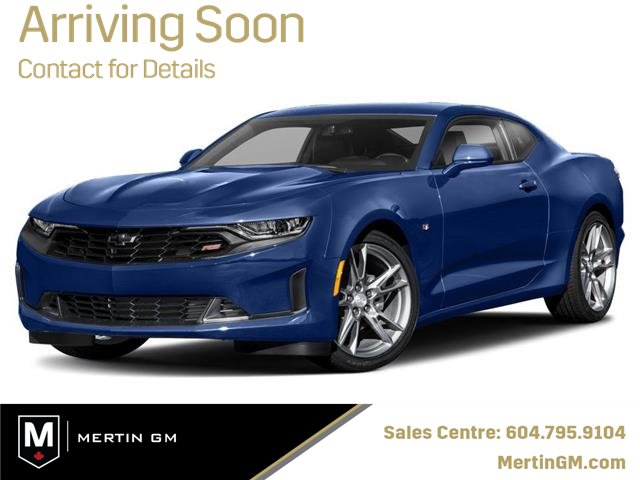 2020 Chevrolet Camaro ZL1 (Stk: 204-9247) in Chilliwack - Image 1 of 9