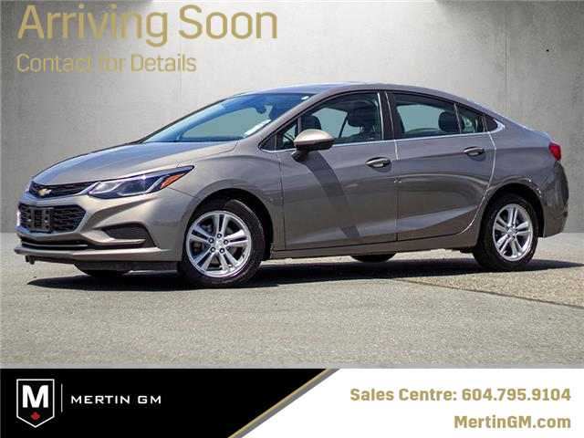 2018 Chevrolet Cruze LT Auto (Stk: M20-1031P) in Chilliwack - Image 1 of 22