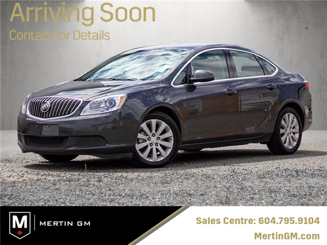 2017 Buick Verano Base (Stk: M20-1113P) in Chilliwack - Image 1 of 21