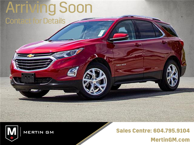 2019 Chevrolet Equinox LT (Stk: M20-1059P) in Chilliwack - Image 1 of 23