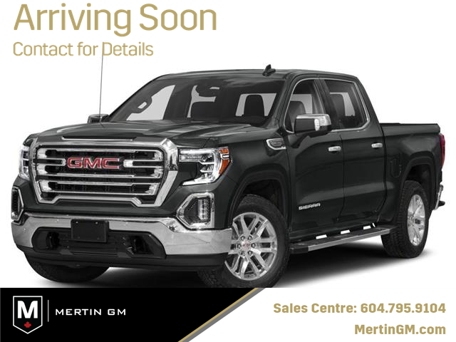 2020 GMC Sierra 1500 SLE (Stk: 208-9503) in Chilliwack - Image 1 of 9