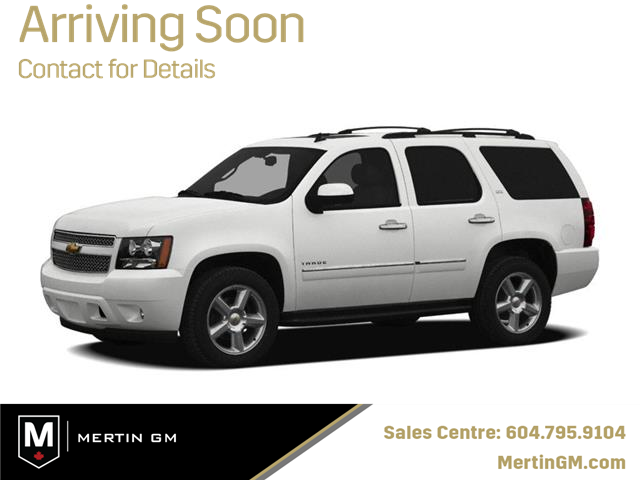 2010 Chevrolet Tahoe LTZ (Stk: 99-8733A) in Chilliwack - Image 1 of 1