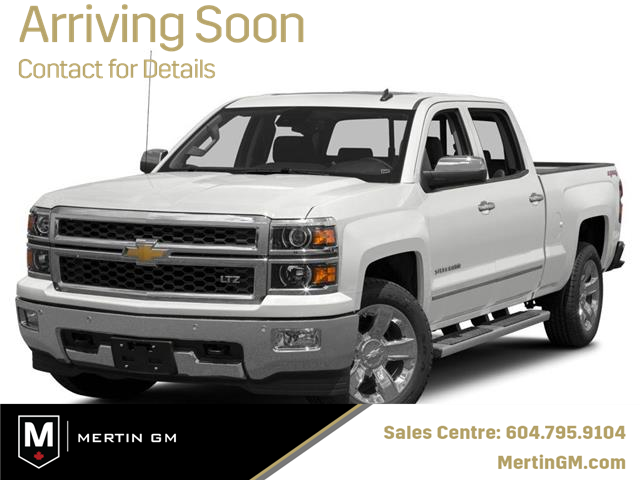 2015 Chevrolet Silverado 1500  (Stk: 208-9876A) in Chilliwack - Image 1 of 10