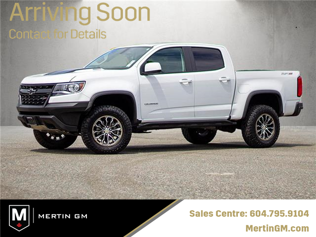 2019 Chevrolet Colorado ZR2 (Stk: M20-1224P) in Chilliwack - Image 1 of 23
