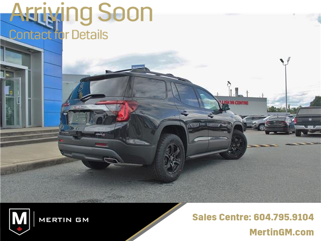 2020 GMC Acadia AT4 (Stk: 208-9673) in Chilliwack - Image 1 of 15