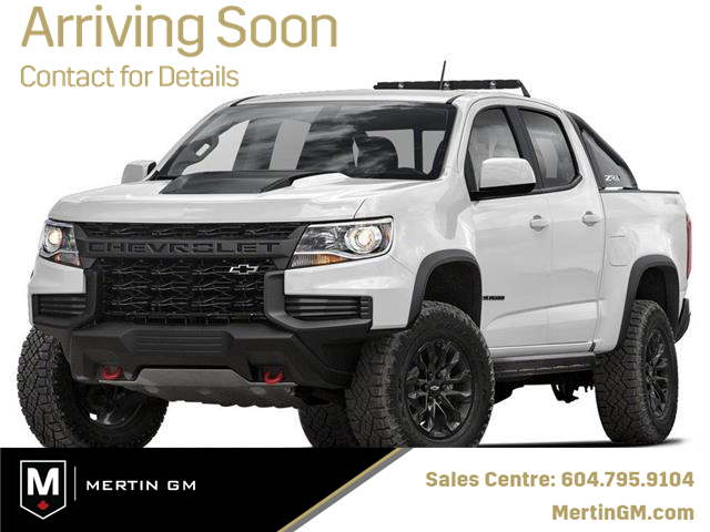 2021 Chevrolet Colorado WT (Stk: 217-8449) in Chilliwack - Image 1 of 1