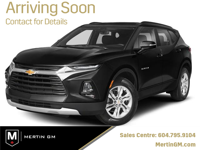 2021 Chevrolet Blazer RS (Stk: 217-5964) in Chilliwack - Image 1 of 1