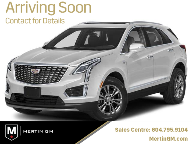 2021 Cadillac XT5 Premium Luxury (Stk: 216-1173) in Chilliwack - Image 1 of 9
