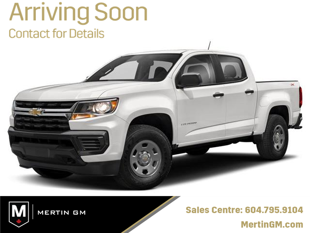 2021 Chevrolet Colorado ZR2 (Stk: 217-3397) in Chilliwack - Image 1 of 1