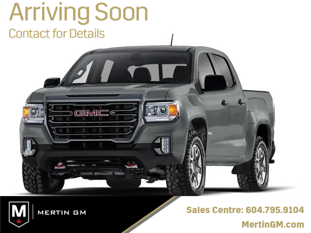 2021 GMC Canyon Denali (Stk: 217-0019) in Chilliwack - Image 1 of 1