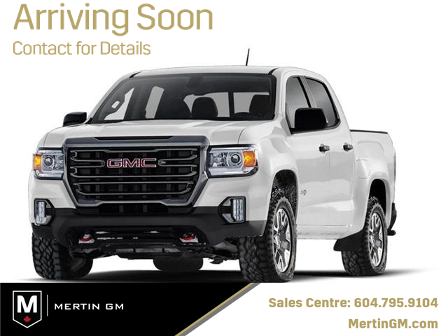 2021 GMC Canyon Denali (Stk: 217-9896) in Chilliwack - Image 1 of 1