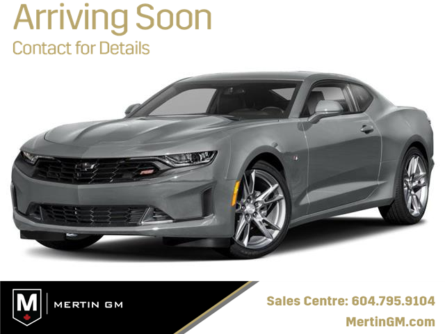 2021 Chevrolet Camaro ZL1 (Stk: 214-9569) in Chilliwack - Image 1 of 9
