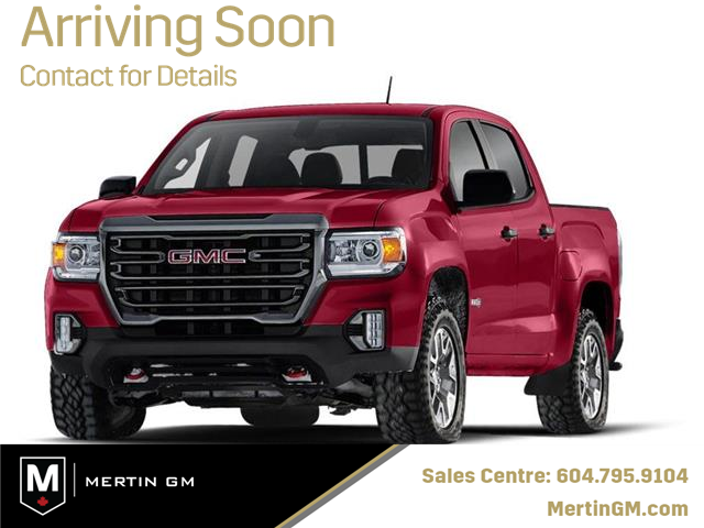 2021 GMC Canyon Denali (Stk: 217-2065) in Chilliwack - Image 1 of 1