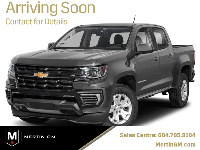 2021 Chevrolet Colorado ZR2 (Stk: 217-7285) in Chilliwack - Image 1 of 1
