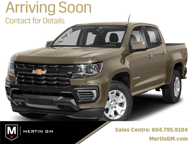2021 Chevrolet Colorado ZR2 (Stk: 217-1883) in Chilliwack - Image 1 of 9